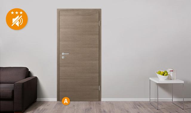Ses izolasyonlu kapı